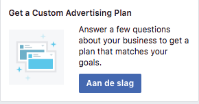 FB Customer Advertising Plan